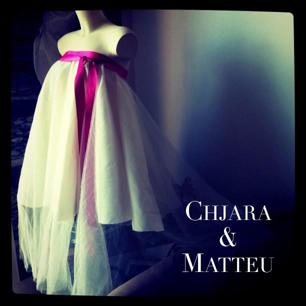 Chjara e Matteu - Wedding Dress Designer